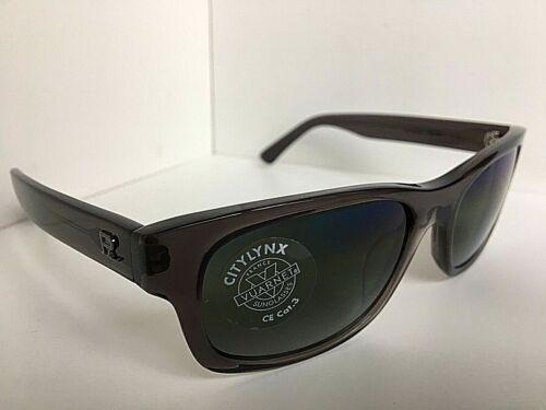 New VUARNET VL 1204 P00W Transparent Gray Cat.3 Sunglasses France