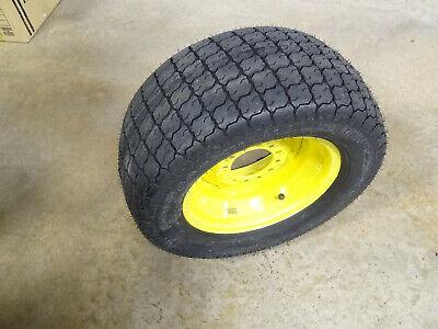 1 New John Deere Front Tractor Tire 6x15 6 hole Wheel Rim 15x6