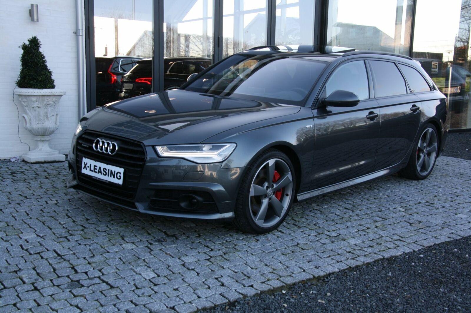 Audi A6 3,0 TDi 326 Avant quattro Tiptr. 5d - 5.985 kr.