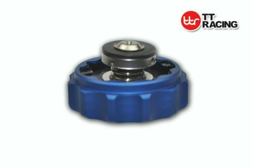 Stant Round Billet Radiator Cap Small Style 16psi 32mm Water Neck with O-Ring
