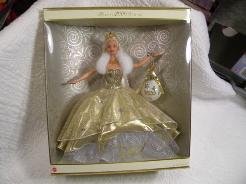 Special Edition 2000 Celebration Barbie doll, New in Box, Never Removed.