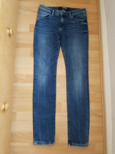 Taille Skinny Karl Lovely 27 Jeans Lagerfeld Vgc q7BxA0wI