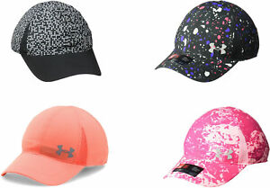 22496b4d827 Image is loading Under-Armour-Girls-039-Shadow-Cap-4-Colors