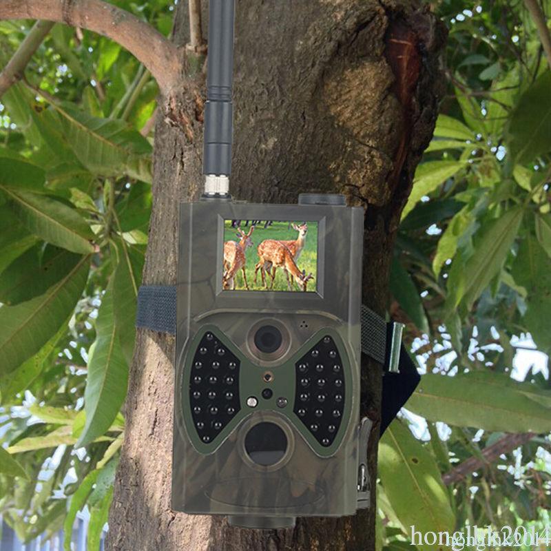 HC300 HC300A Hunting Scouting Trail Camera IR Infrared HD MMS GPRS GSM Hot ho1
