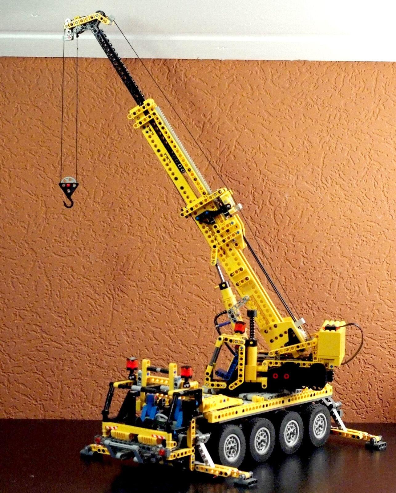 Lego Technic 8421 pneumatique utilitaires avec moteur