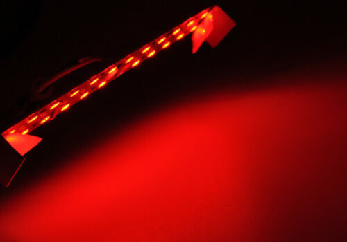 Red THIRD LED REAR BRAKE LIGHT Panel LAMP FOR 2004-2008 Mazda RX8 RX-8