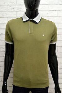 Polo-Uomo-CHAMPION-Taglia-Size-L-Maglia-Maglietta-Camicia-Shirt-Man-Manica-Corta