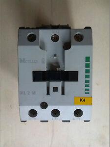 KLOCNER-MOELLER-DIL-2M-CONTATTORE-TRIFASE-22-KW-BOBINA-230-V