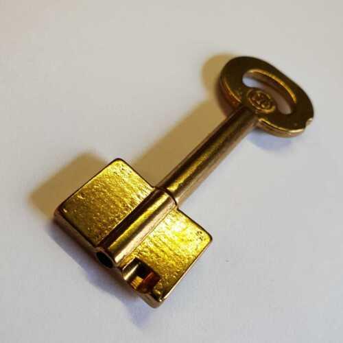 Tresorschlüssel Safe Rohling Art 5ME2 Silca Keyblank
