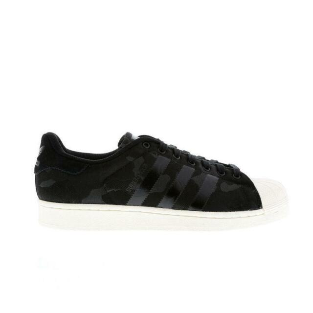 visión disculpa Regularmente  Mens ADIDAS SUPERSTAR WEAVE Black Trainers AQ6745 for sale online | eBay