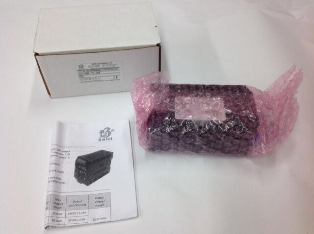 120W EZPPS-110-120W 85-150 VAC INPUT MFGD 24VDC 5.0A