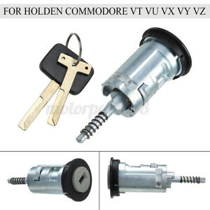 Ignition Barrel + 2 Keys For Holden Commodore VT VU VX VY VZ UTE Sedan   +