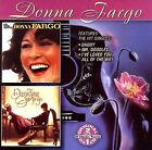 On the Move/Just for You by Donna Fargo (CD, Mar-2006, 2 Discs, Collectables)