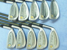 Honma Mens LEFTY New LB280 golf iron 18K gold 4stars Rare Great!
