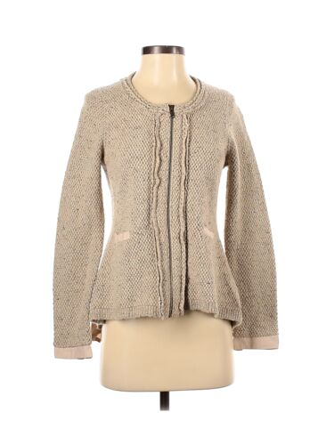 Angel of the North Women Brown Jacket S