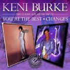 You're The Best Changes 5019421600923 by Keni Burke CD