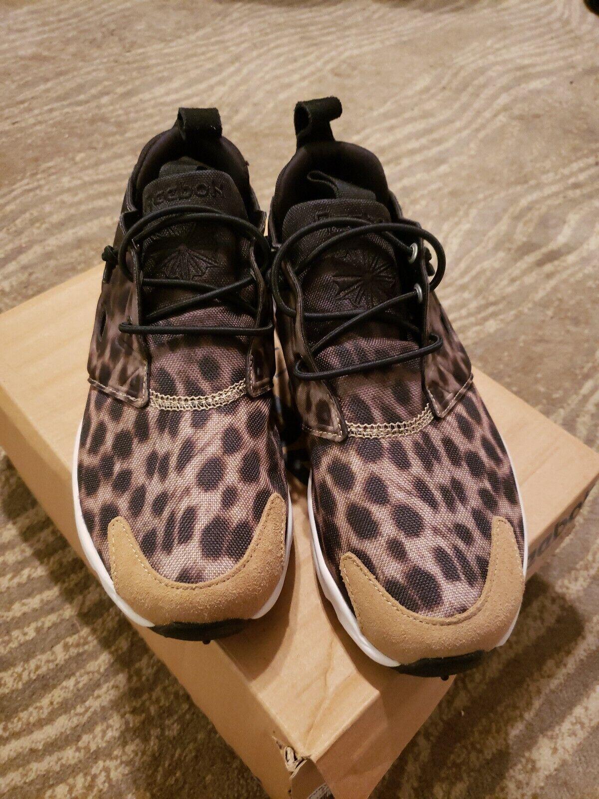Mujer Reebok Classic furylite Estampado de Leopardo Leopardo