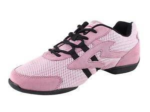 Latin Salsa Very Fine Ballroom Dance Woman's Sneaker Shoe VFSN012 Pink