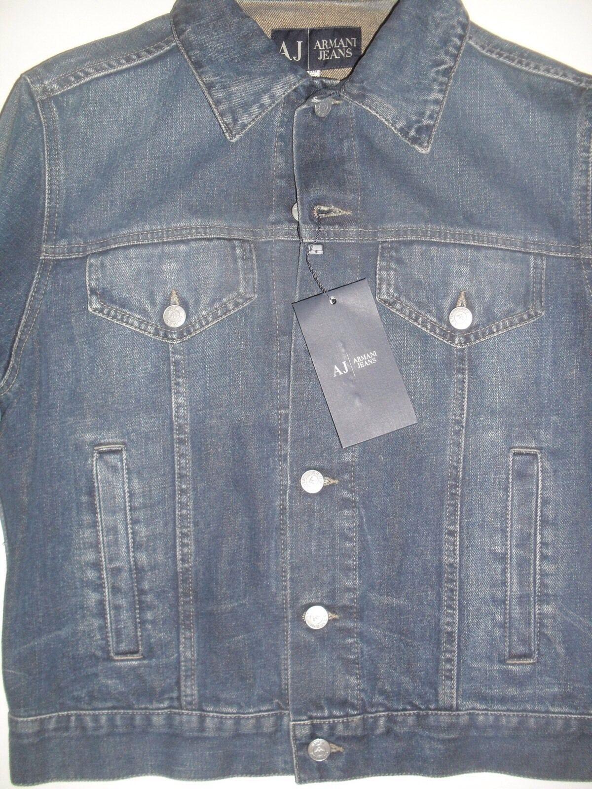 Armani Jeans Jacket Größe Medium