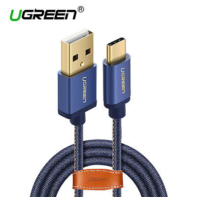 Ugreen USB C 3.1 Type-C Fast Charging Data Cable for Samsung S8 OnePlus 3 LG G6