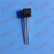 10 x lm334z 3-terminal Adjustable current sources sgs to-92 10pcs