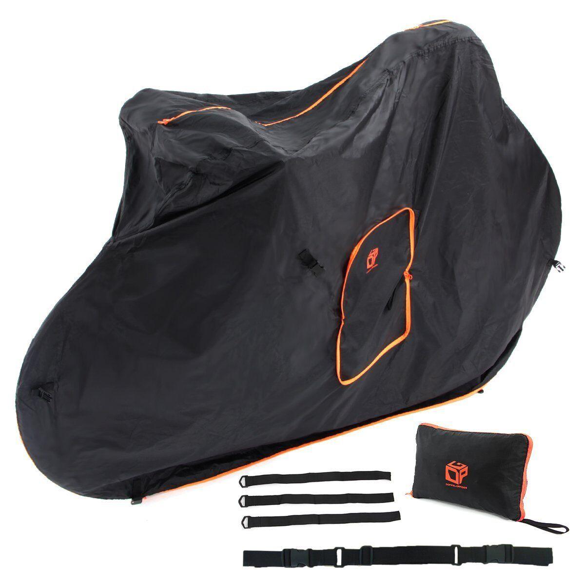 DOPPELGANGER DCB168-BK Bicycle Carry Bag Transport Case YBT