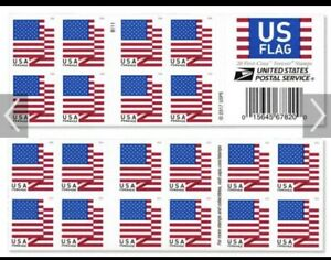Forever Stamps USPS Post Office One Booklet 20 Count