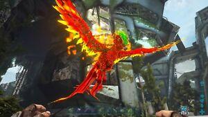Details about Ark Survival PS4 PVE Phoenix red (clone)