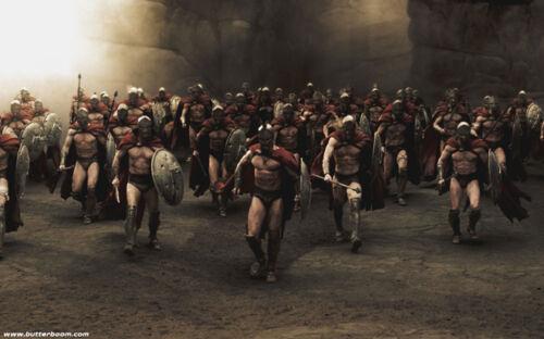 "Spartans 300 Hot Movie Art Silk Wall Poster 40/""x24/"" 020"