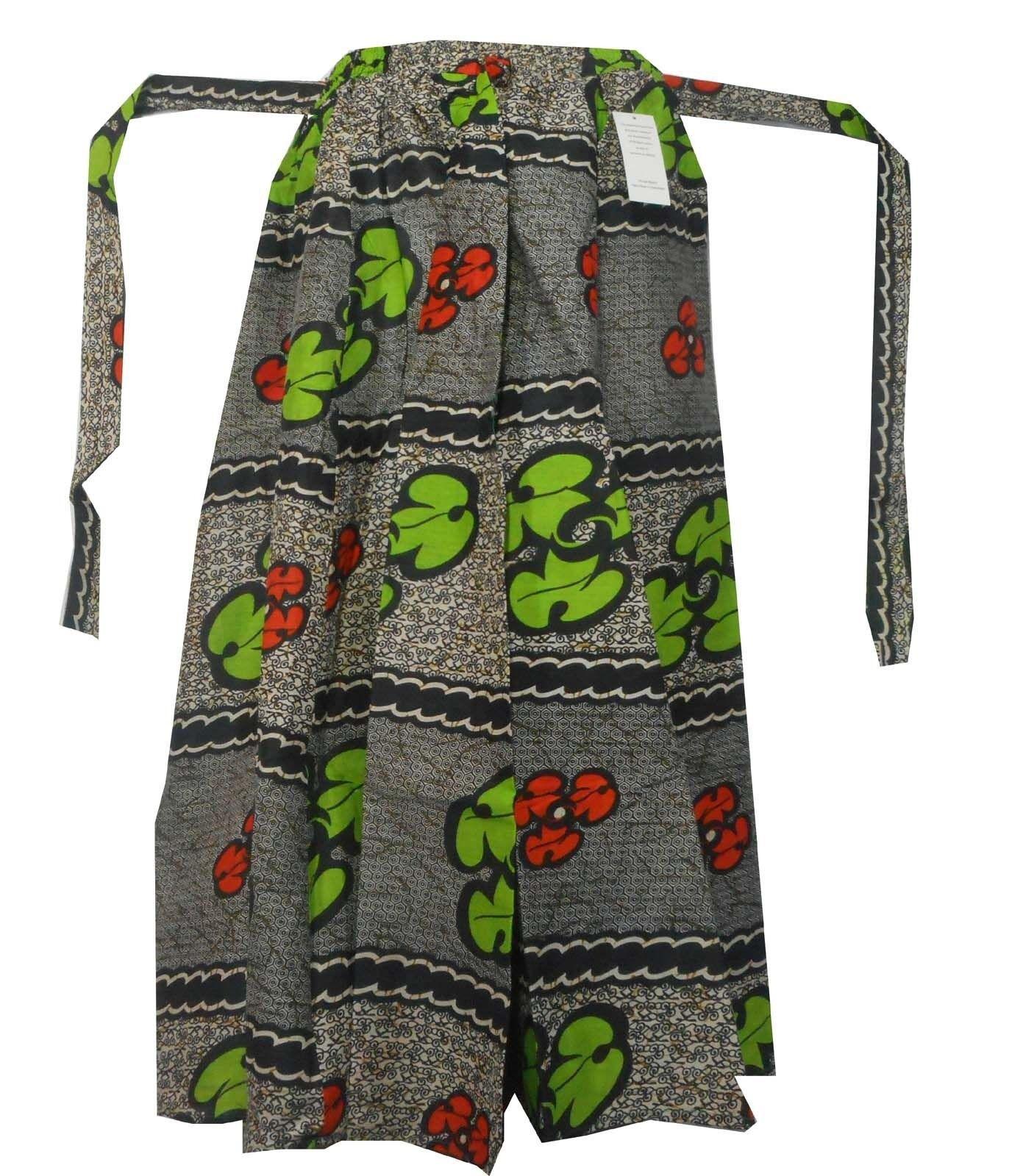 Dashiki Maxi Skirts High Waisted African Wax Ankara Print Midi Skirts One Size