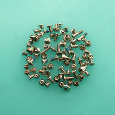 New Full Set Kit Screw Screws For Apple iPhone 5S Silver Color