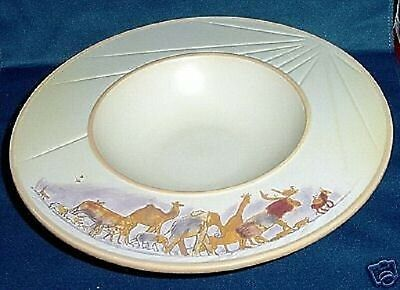 PASTA BOWL NEW vtm PFALTZGRAFF PEACE ON EARTH RIMMED SOUP