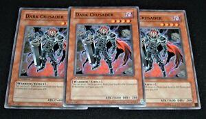 Yugioh-Dark-Crusader-PTDN-EN020-Common-NM-MINT-3X-1st-Edition
