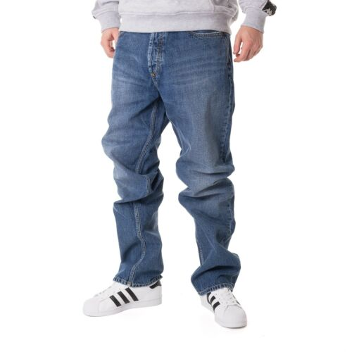 Vrai Pantalons Bleu Jeans Hommes Pierre 15682 Carhartt Marlow HwzqIqE