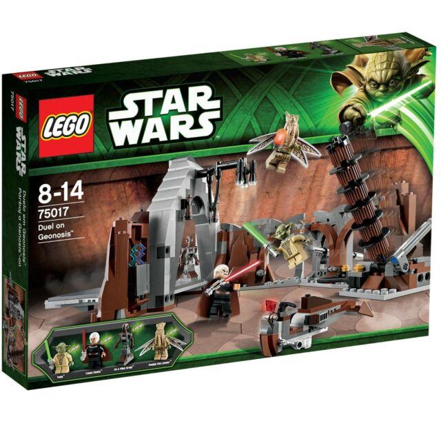 Lego 75017 Star Wars - Duel on Geonosis [NEW]