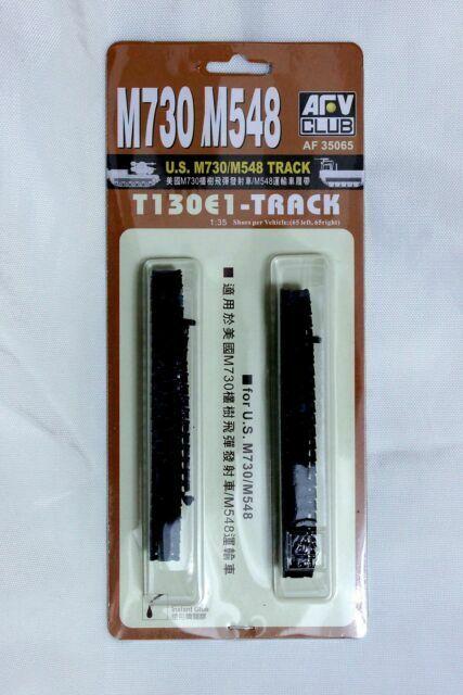 Afv Club 35065-1//35 T130E1 Track For US M730 Neu M548