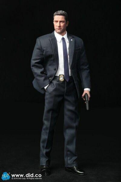 1/6 Did Angel-le Président Américain Secret Service Mark Fig Olympus Fallen En Parfait état, Dans Sa Boîte