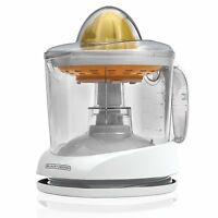 Black & Decker Citrus Juicer, 30-watt 34-ounce, Cj625, New, Free Shipping on sale