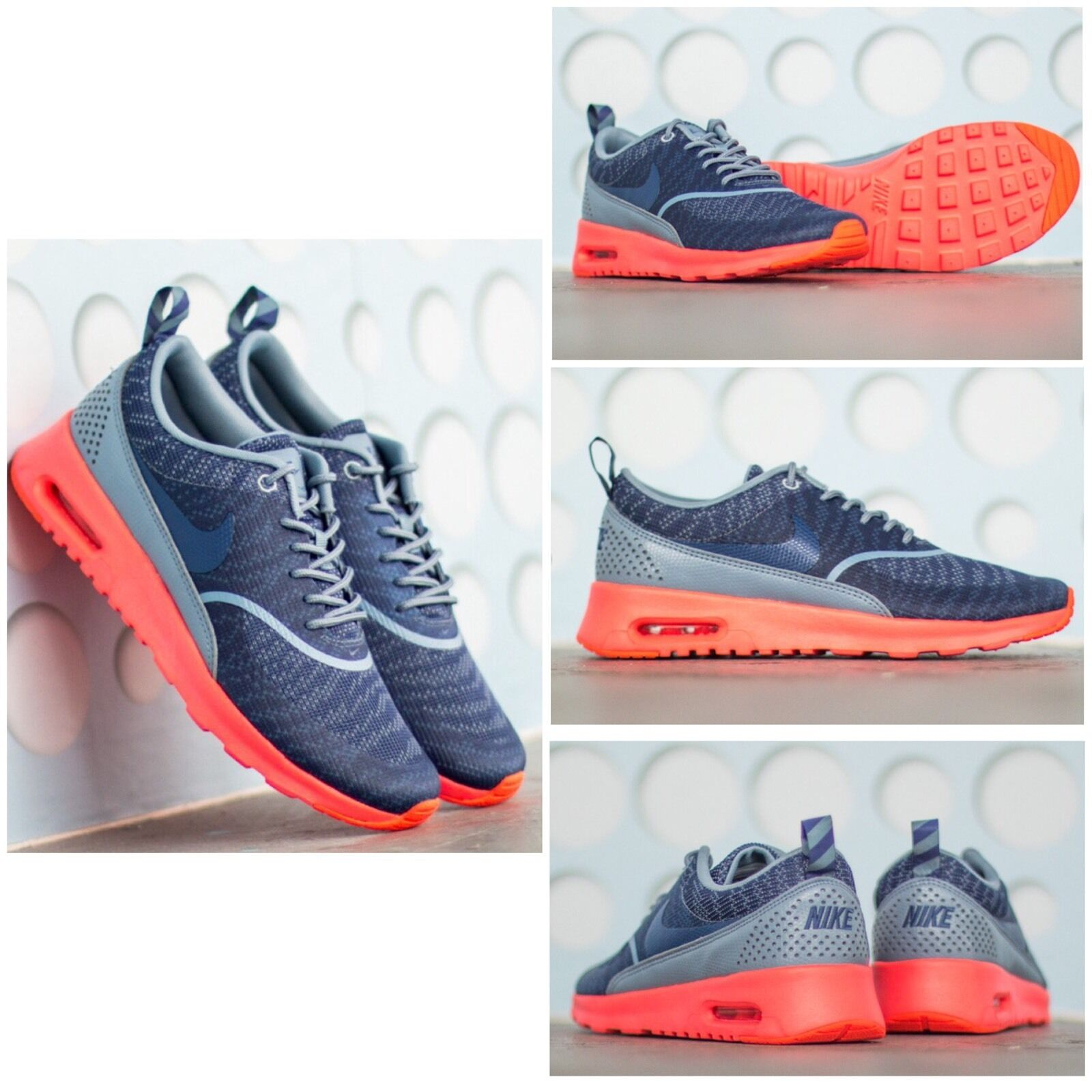 Nike Nike Nike Air Max Thea KJCRD ~ 718646 400 ~ Royaume-Uni Taille 5 ~ Euro 38.5 | La Fabrication Habile  af4a86