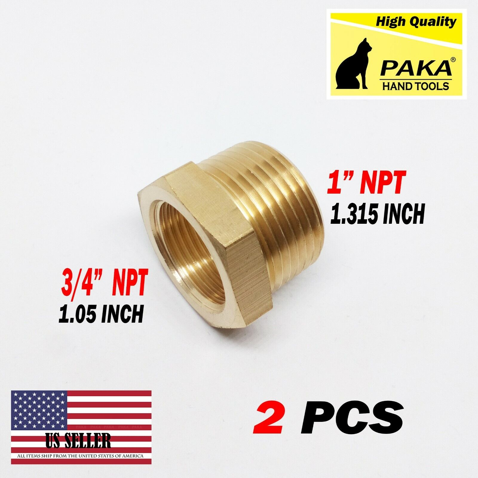 Floor Flange Chrome Plated Brass Pipe Fitting 1//2 NPT Female 1//2 NPT Female Merit Brass