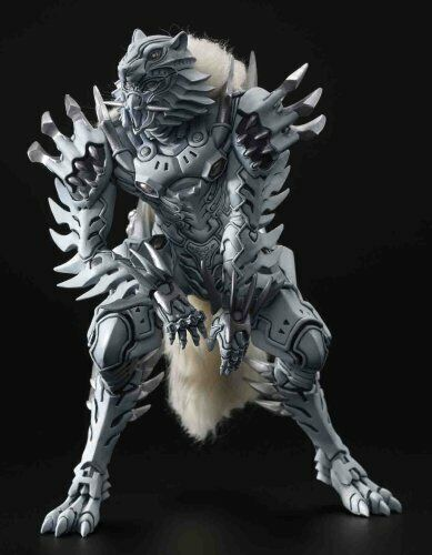 Obras de arte monstruos Masked Rider 555 partv Wolf orphnochf S