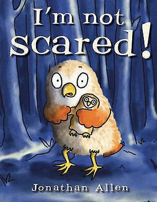 I'm Not Scared, Jonathan Allen | Paperback Book | Acceptable | 9781905417285
