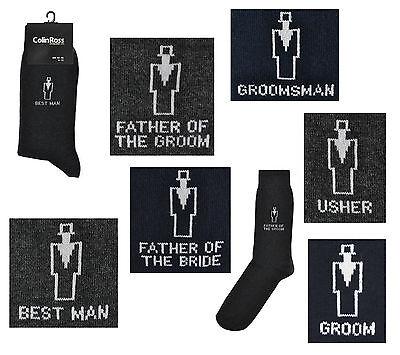 Haben Sie Einen Fragenden Verstand Herren Neuheit Hochzeit Baumwollsocken Der Bräutigam Hochzeitstag Best Man Gute QualitäT
