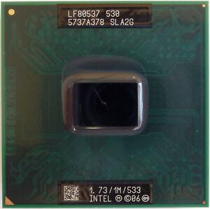 processore 1M HP SLA2G Intel 550 CPU M M530 per 1 530 73 Celeron 533 xfwg87