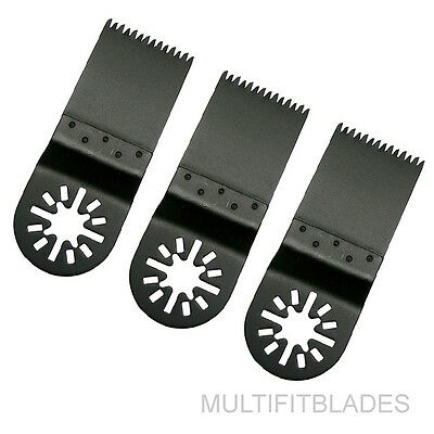 "3 x 2-5//8/"" Japan Tooth Oscillating Tool Blades Milwaukee Multi Tool Compatible"