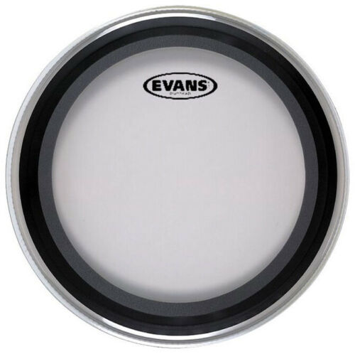 "Evans EMAD2 Series BD22EMAD2 Bass Drumhead Two Ply 22/"" Clear Drumhead Drum Head"