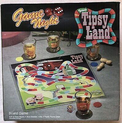 still sealed New Chug It Board Game