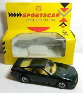Shell-Classic-Coleccion-de-coche-deportivo-1-40-Diecast-Aston-Martin-Virage-en-Caja