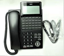 Nec Dtk 24d Phone Dt500 Series No Faceplate Sv9100 Black Tested Warranty