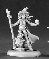 Krissy, Modern Witch Miniature By Reaper Miniatures Rpr 50128